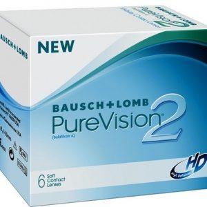 Purevision 2 HD Baush & Lomb