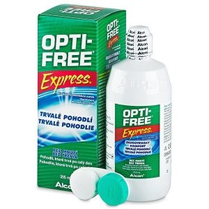 Optifree Express Alcon 360 ML