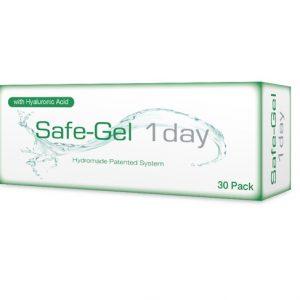 Safe Gel 1 Day Safilens 30 LAC