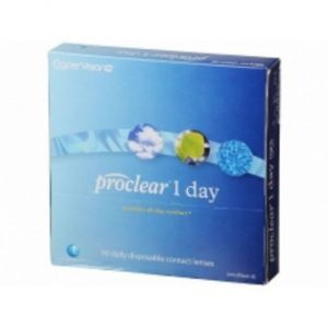 Proclear 1 Day Cooper Vision 90 LAC