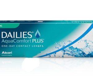 Dailies Aqua Comfort Plus Toric 30 LAC