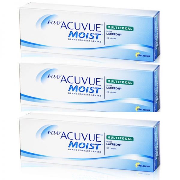 Acuvue Moist Multifocal 30 LAC