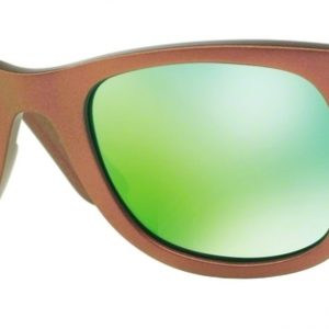 Ray-ban 2140 METALLIC PINK colore 6110/19 lenti grey mirror green