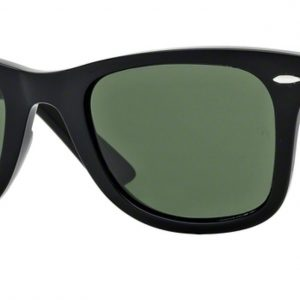 Ray-ban 2140 BLACK colore 901 lenti crystal green