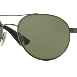 Ray-ban 3536 MATTE GUNMETAL colore 029/9A lenti polar dark green