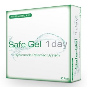 Safe Gel 1 Day Safilens 90 LAC