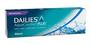 Dailies Aqua Comfort Plus Multifocal 30 LAC