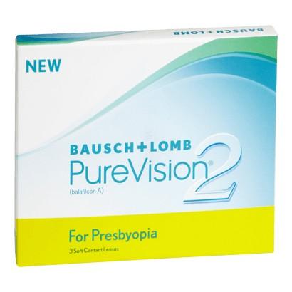 Purevision Multifocal Baush & Lomb